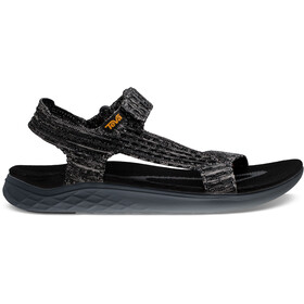 Teva W's Terra-Float 2 Knit Universal Sandals Black/Grey